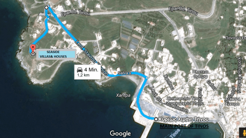 DRIVING INSTRUCTIONS FROM PORT to SEASIDE VILLASHOUSES google EARTH (3)